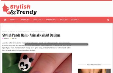 http://www.stylishandtrendy.com/beauty/nail-art-beauty/stylish-panda-nails-animal-nail-art-designs/