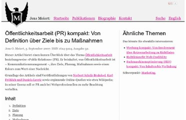 http://meiert.com/de/publications/articles/20070905/