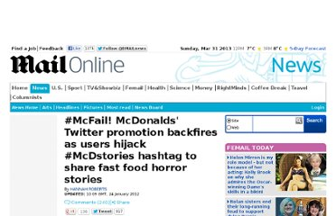 http://www.dailymail.co.uk/news/article-2090862/McDstories-McDonalds-Twitter-promotion-backfires-users-share-fast-food-horror-stories.html