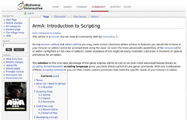 http://community.bistudio.com/wiki/ArmA:_Introduction_to_Scripting