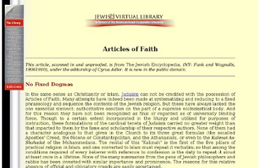 http://www.jewishvirtuallibrary.org/jsource/Judaism/articles_of_faith.html