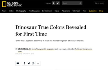 http://news.nationalgeographic.com/news/2010/01/100127-dinosaur-feathers-colors-nature/