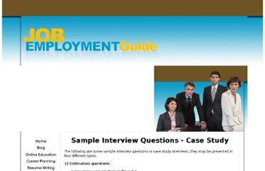 http://www.job-employment-guide.com/sample-interview-questions.html