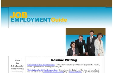 http://www.job-employment-guide.com/resume-writing.html