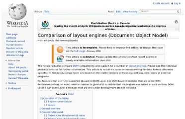 http://en.wikipedia.org/wiki/Comparison_of_layout_engines_(Document_Object_Model)