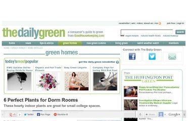 http://www.thedailygreen.com/green-homes/latest/dorm-room-plants