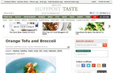 http://www.huffingtonpost.com/2011/10/27/orange-tofu-and-broccoli_n_1057196.html