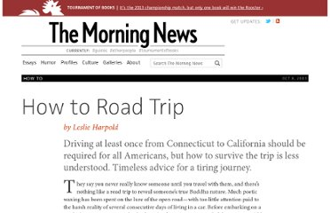 http://www.themorningnews.org/article/how-to-road-trip