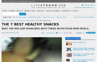 http://www.livestrong.com/article/553652-the-7-best-healthy-snacks/