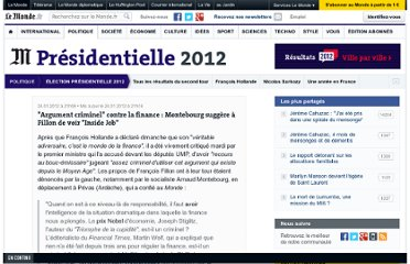 http://www.lemonde.fr/election-presidentielle-2012/breve/2012/01/24/argument-criminel-contre-la-finance-montebourg-suggere-a-fillon-de-voir-inside-job_1633991_1471069.html