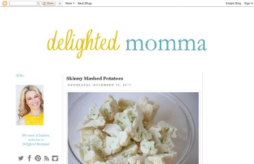http://www.delightedmomma.com/2011/11/skinny-mashed-potatoes.html