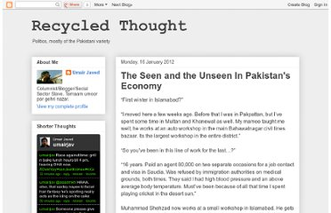 http://recycled-thought.blogspot.com/2012/01/seen-and-unseen-in-pakistans-economy.html
