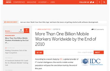 http://thenextweb.com/mobile/2010/02/21/billion-mobile-workers-worldwide-2010/