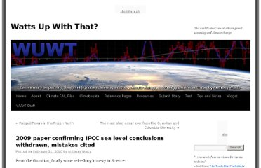 http://wattsupwiththat.com/2010/02/21/2009-paper-confirming-ipcc-sea-level-conclusions-withdrawn-mistakes-cited/