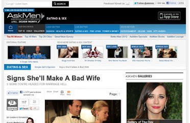 http://ca.askmen.com/dating/heidi_500/566_signs-shell-make-a-bad-wife.html