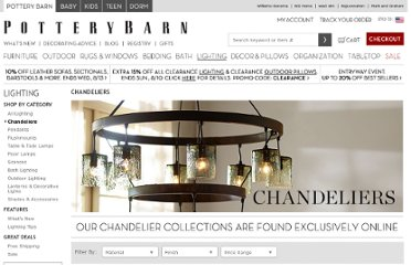 http://www.potterybarn.com/shop/lighting/chandeliers-pendants/chandeliers/?page=viewall