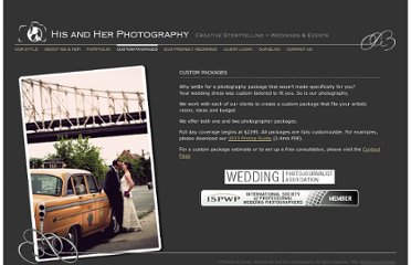 http://www.hisandherphotography.com/packages.html