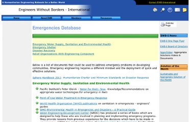 http://www.ewb-international.org/emergencies.htm