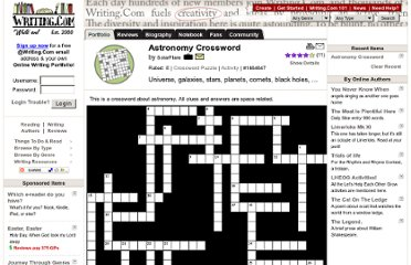 http://www.writing.com/main/crosswords/item_id/1464647-Astronomy-Crossword