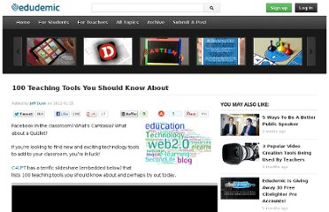 http://edudemic.com/2012/01/tools-today/