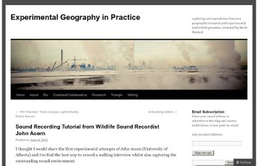 http://merlepatchett.wordpress.com/2011/06/09/sound-recording-tutorial-from-wildlife-sound-recordist-dr-john-acorn/