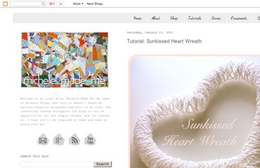 http://www.michelemademe.com/2012/01/tutorial-sunkissed-heart-wreath.html