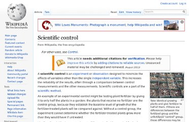 http://en.wikipedia.org/wiki/Scientific_control#Positive
