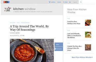 http://www.npr.org/2012/01/24/145719363/a-trip-around-the-world-by-way-of-seasonings