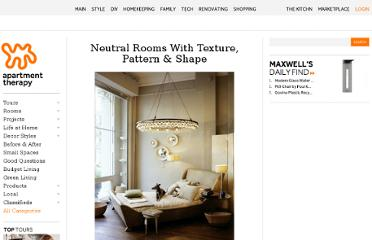 http://www.apartmenttherapy.com/neutrals-with-texture-pattern-98593