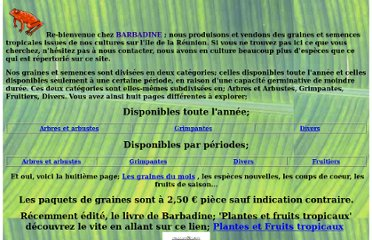 http://www.barbadine.com/pages/graines_tropicales.htm