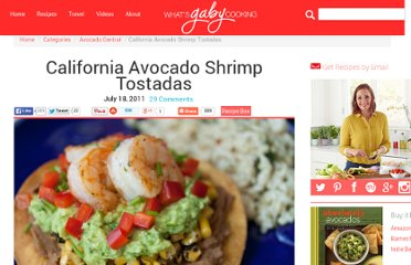 http://whatsgabycooking.com/avocado-shrimp-tostadas/