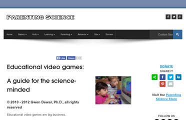 http://www.parentingscience.com/educational-video-games.html