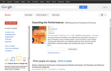 http://books.google.co.uk/books/about/Coaching_for_Performance.html?id=eTZiP_8dqIYC#v=onepage&q&f=true