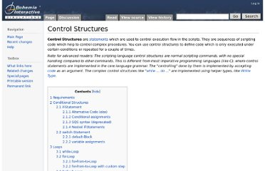 http://resources.bisimulations.com/wiki/Control_Structures