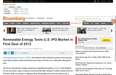 http://www.bloomberg.com/news/2012-01-18/renewable-energy-tests-u-s-ipo-market-in-first-deal-of-2012.html