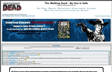 http://walking.dead.free.fr/forum/