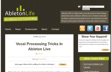http://abletonlife.com/vocal-processing-tricks-in-ableton-live