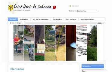 http://www.saintdenisdecabanne.fr/index.php?option=com_content&view=featured&Itemid=435