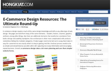 http://www.hongkiat.com/blog/e-commerce-design-resources-the-ultimate-round-up/