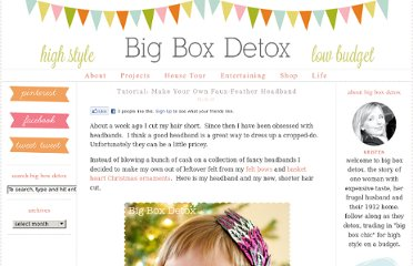 http://www.bigboxdetox.com/faux-feather-headband-tutorial