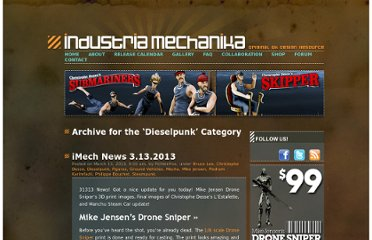 http://industriamechanika.com/blog/category/genres/dieselpunk/