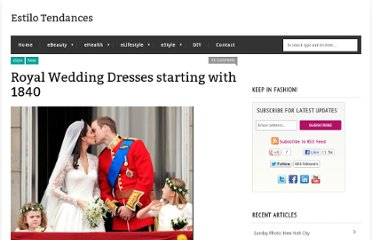 http://estilo-tendances.com/royal-wedding-dresses-starting-with-1840/