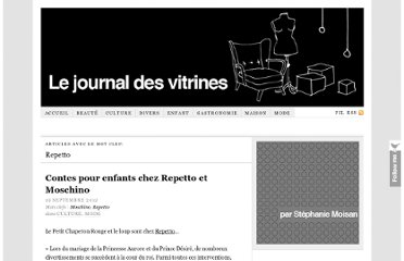 http://www.journaldesvitrines.com/tag/repetto/