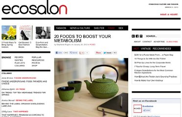 http://ecosalon.com/20-foods-to-boost-your-metabolism/