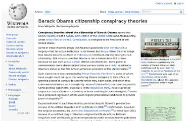 http://en.wikipedia.org/wiki/Barack_Obama_citizenship_conspiracy_theories