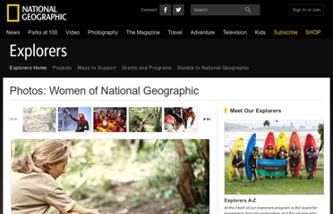 http://www.nationalgeographic.com/explorers/women-of-national-geographic/