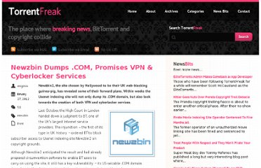 http://torrentfreak.com/newzbin-dumps-com-promises-vpn-cyberlocker-services-120127/
