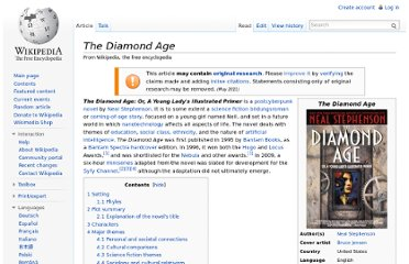 http://en.wikipedia.org/wiki/The_Diamond_Age