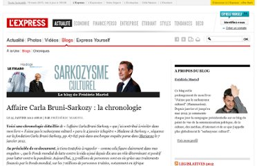 http://blogs.lexpress.fr/sarkozysme-culturel/2012/01/25/affaire-carla-bruni-sarkozy-la-chronologie/