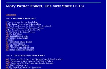 http://sunsite.utk.edu/FINS/Mary_Parker_Follett/Fins-MPF-01.html